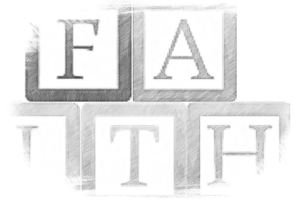 Faith sketch
