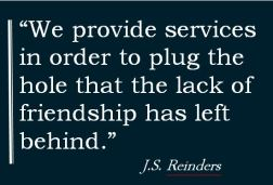 Reinders Quote