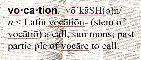 vocation definition
