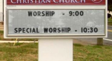 Special Worship