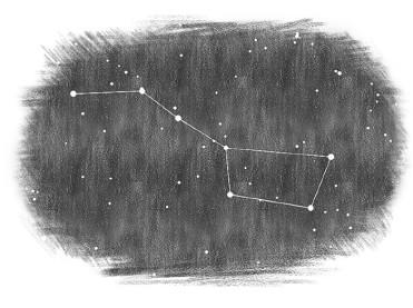 dipper-drawing