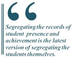 Segregating Records