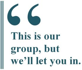 Our Group quote